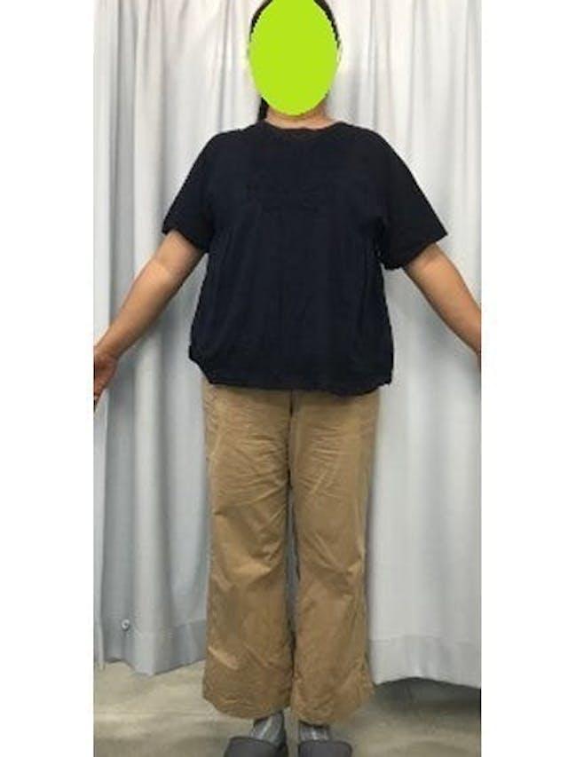 体重も、50kg台になりました(Tさん)