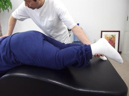 腰痛・ギックリ腰の解消コース(約30分)