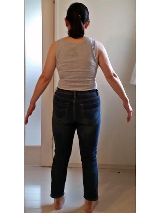 ダイエット卒業後も福耳で学んだ通り生活しているだけでリバウンドなし(HH様 56歳 女性 山形市)