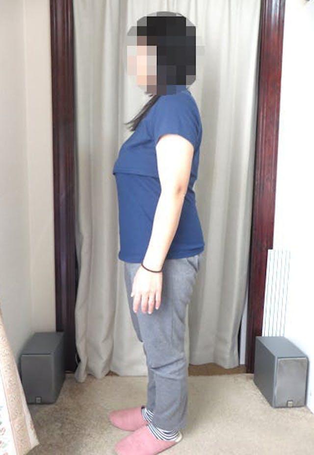 -12.3kgのダイエットに成功