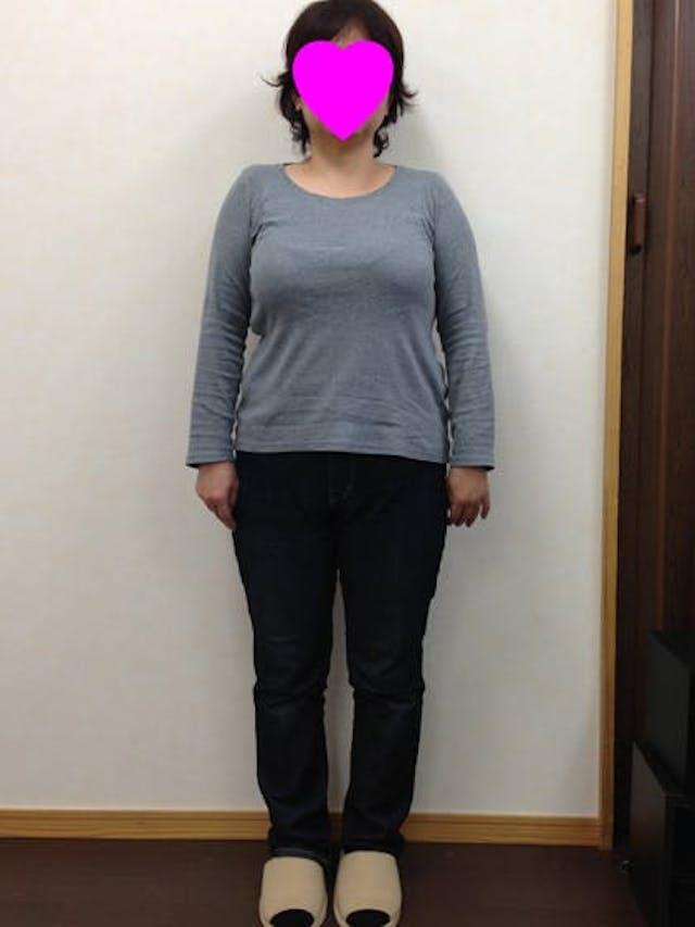 ダイエット-12.7kgに成功 !(48歳 154cm)