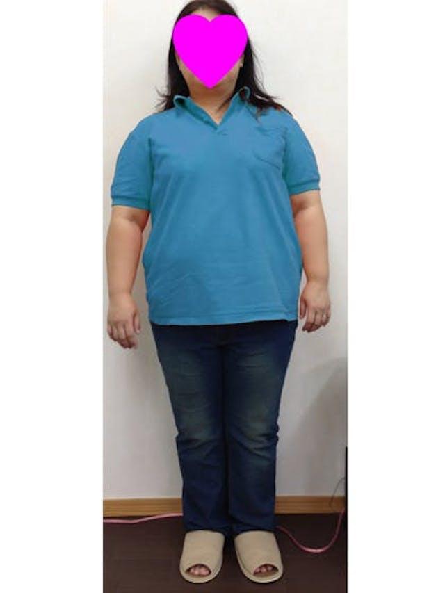 ダイエット-17.7kgに成功(45歳・154cm)