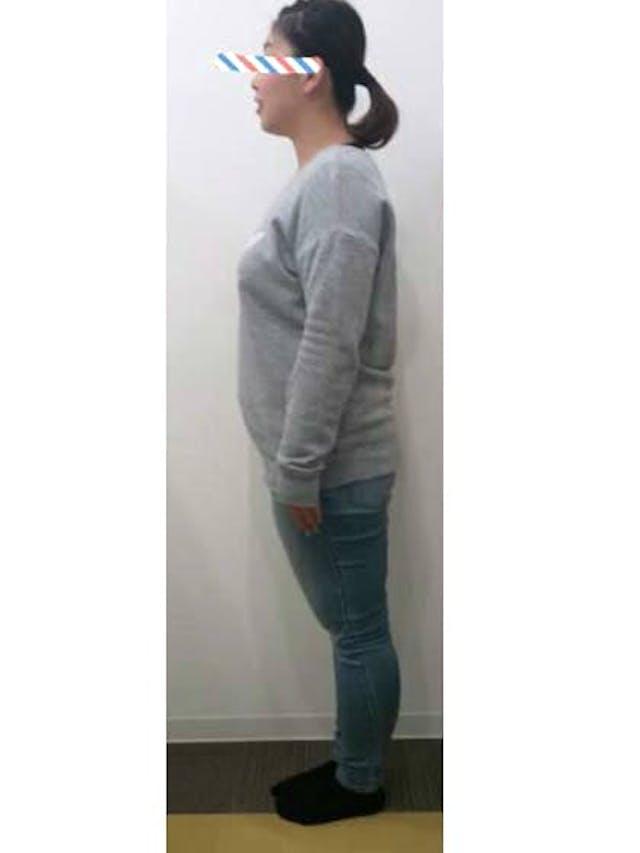 3ヶ月のダイエットで-10kgジャスト!!!おめでとう!(女性 N様)