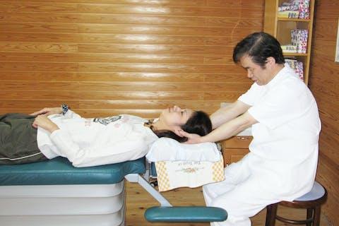 初検料+肩・首・頭痛解消施術