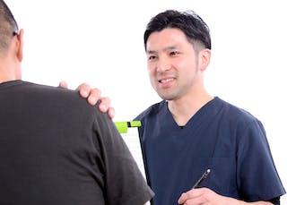 交通事故によるケガ、首肩の痛み