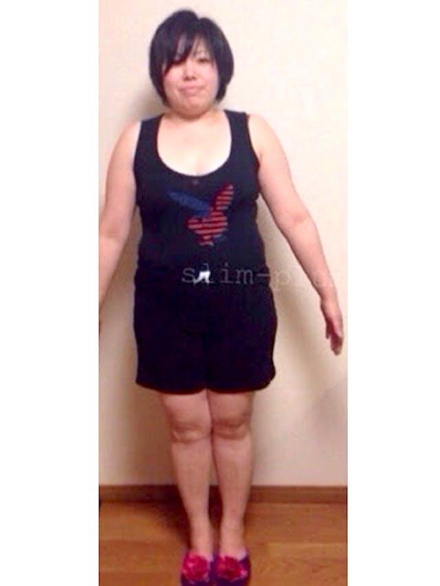 3ヶ月で17.8kg減ダイエット(M様 30歳 販売員)