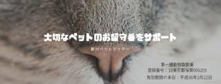 新川ペットシッター