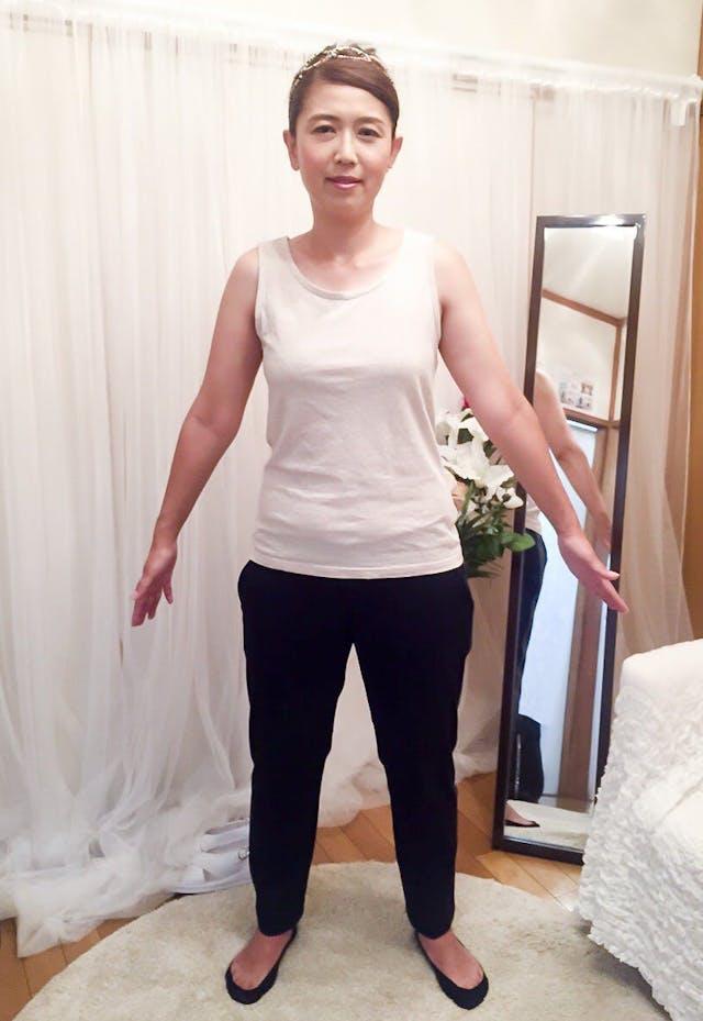 3ヶ月で-10.6kg達成!(年齢:40代 期間: 3ヶ月)