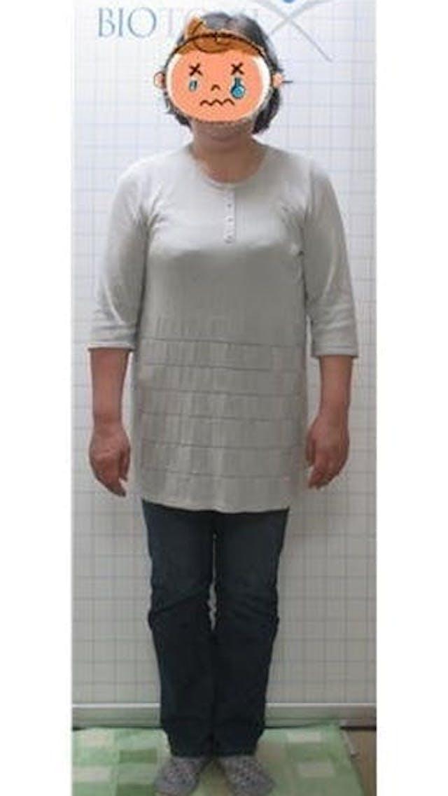 6か月で-21.3kgのダイエット、友人もビックリするくらい痩せました!