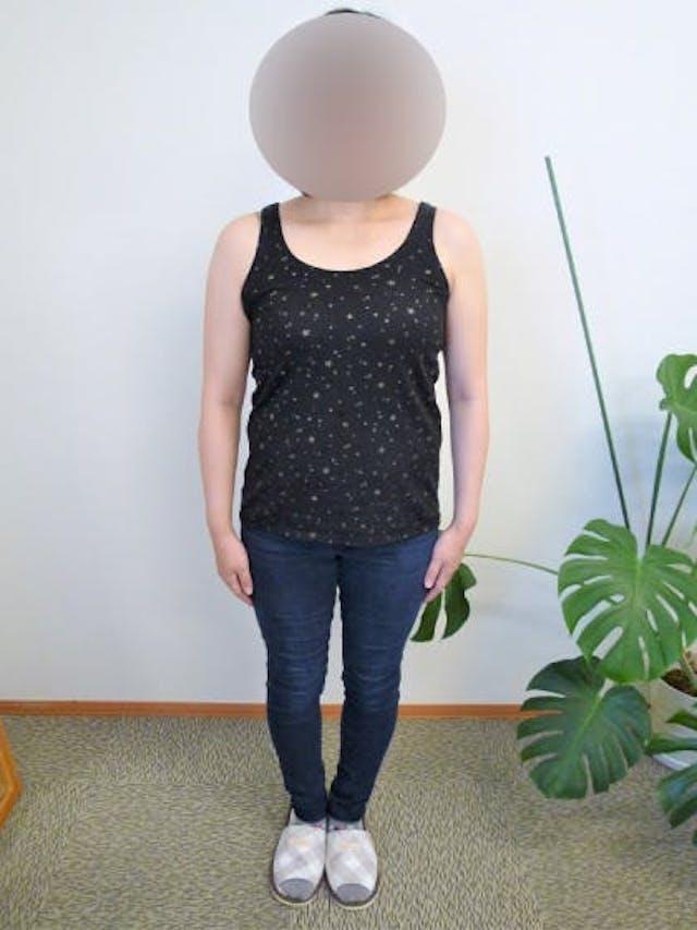33才:マイナス12.8kg達成!産後のブヨブヨお腹がスッキリ