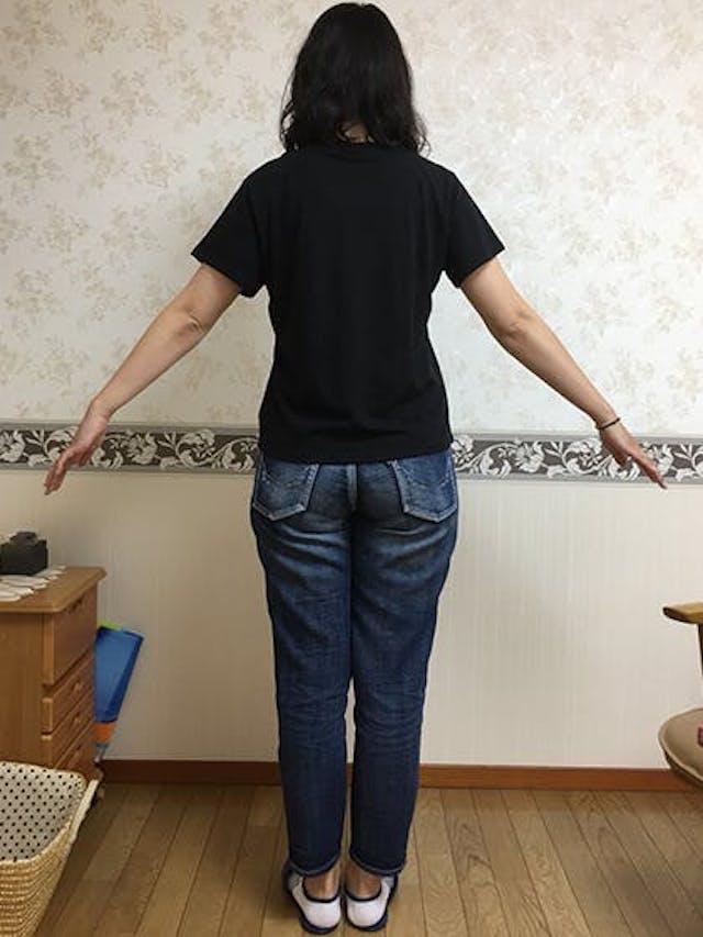 耳ツボダイエット:-13.8kg(H様 ひたちなか市 38歳 産後ママ 身長:168cm 期間:4ヶ月)