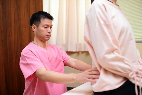 慢性腰痛・ギックリ腰 解消コース
