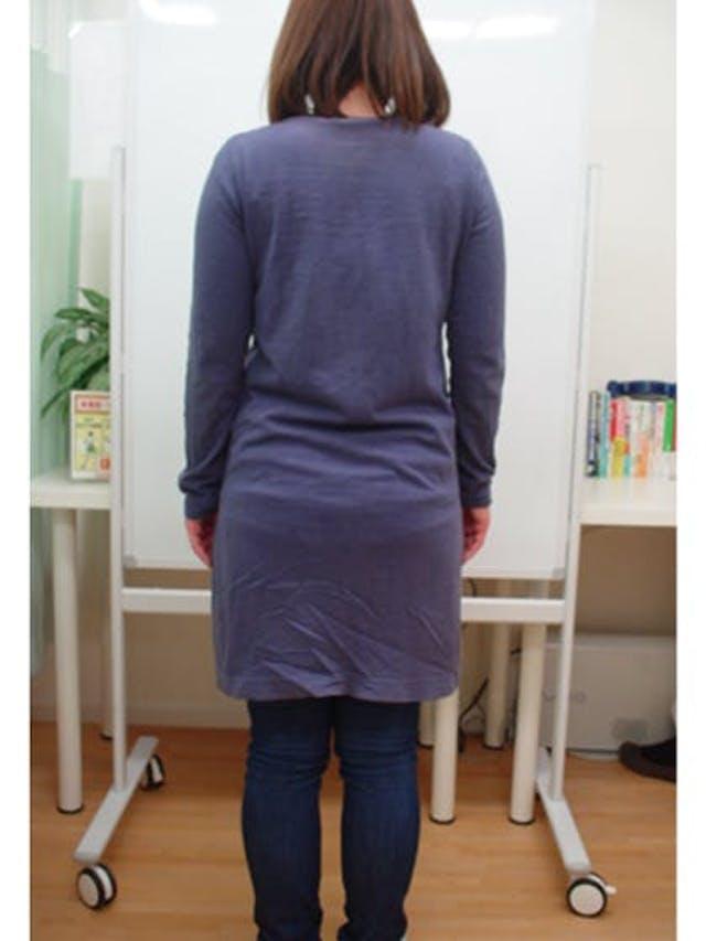 体のラインが出るパンツを履けるようになりましたー!